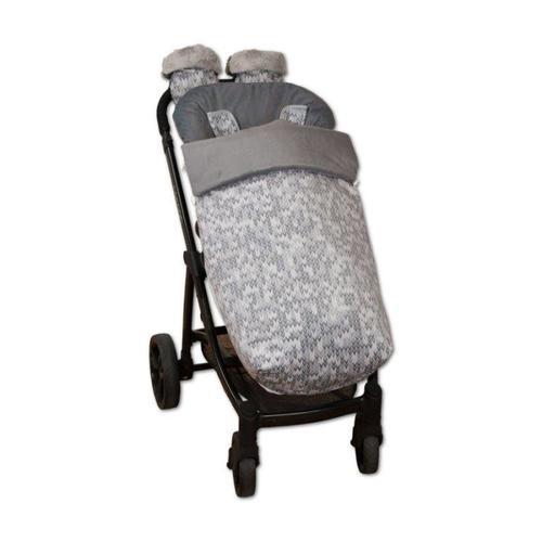 saco de silla con manoplas game gris