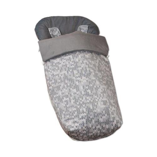 saco de silla con manoplas game gris 2