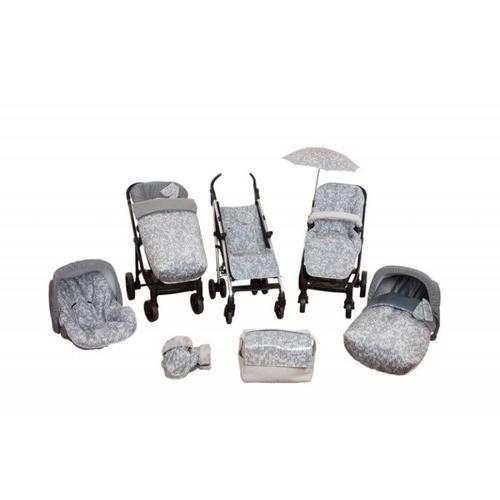 saco de silla con manoplas game gris 3