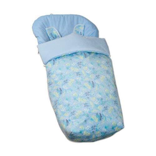 saco de silla con manoplas garden azul 2