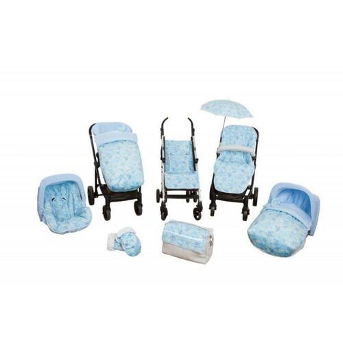 saco de silla con manoplas garden azul 3
