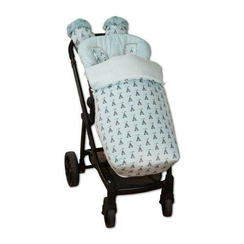 saco silla tepee agua marina