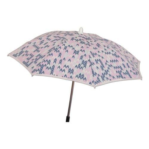 sombrilla game rosa