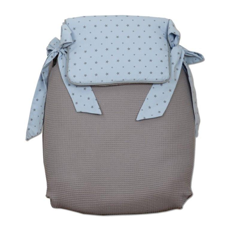 COLCHA BUGABOO LITTLE STAR CELESTE