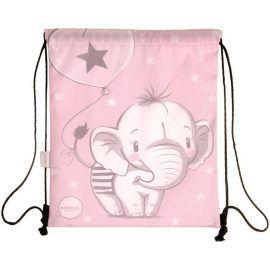 mochila elefantino rosa