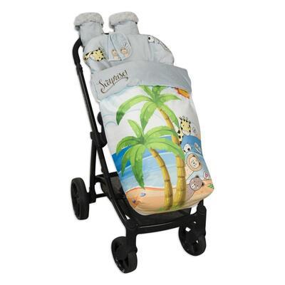 Saco de silla con manoplas Beach 2