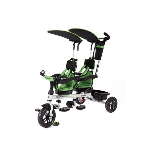 Triciclo 3 en 1 2Win verde