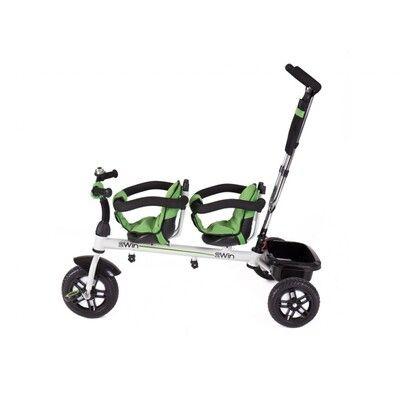 Triciclo 3 en 1 2Win verde 2