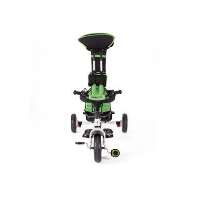 Triciclo 3 en 1 2Win verde 4