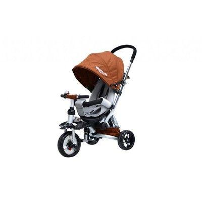 Triciclo Vetta Phoenix marron