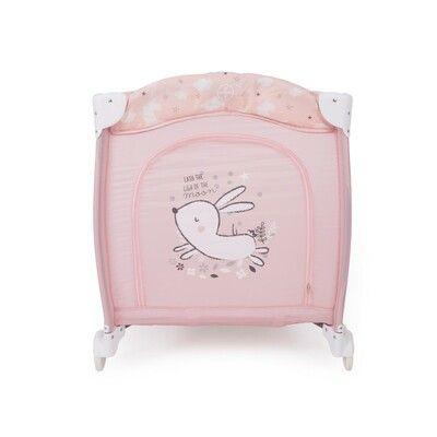 Cuna de viaje Doce Sonno Pink Rabbits 6