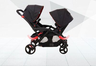 Carrito gemelar Two Babies 16