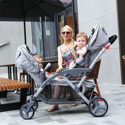 Carrito gemelar Two Babies 4