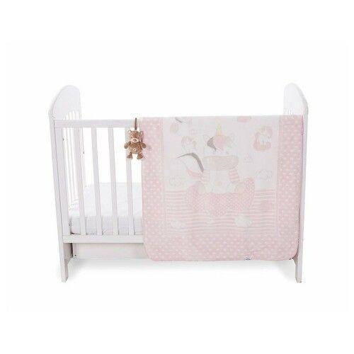 Mantita para bebe Unicorn